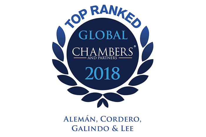 Alcogal is ranked among the world's leading firms