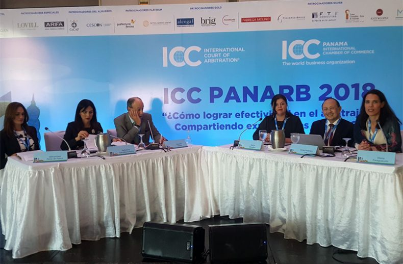 Alcogal sponsors the ICC PANARB 2018 conference